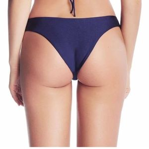 NWT MAAJI SIZE S L BLUE DEPTH CHEEKY BOTTOMS